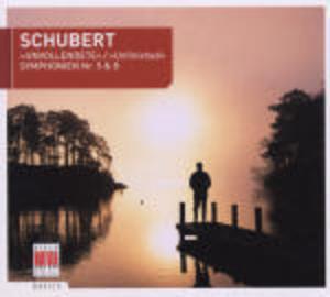 SCHUBERT SINFONIE N.5, N.8 (CD)