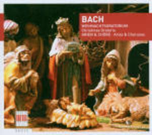 BACH: ORATORIO DI NATALE (WEIHNACHTS-ORATORIUM) -NATALE (CD)