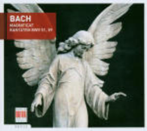 BACH MAGNIFICAT - CANTATE BWV51, BWV59 (CD)