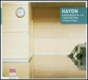 HAYDN SINFONIE N.6, N.7, N.8 (CD)