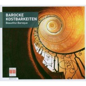 BAROCKE KOSTBARKEITEN. BEAUTIFUL BAROQUE (CD)