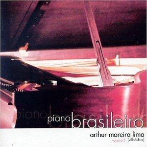 ARTHUR MOREIRA LIMA - HEITOR VILLA (CD)