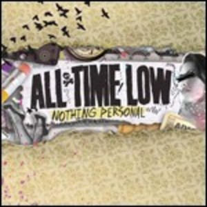 NOTHING PERSONAL ALL TIME LOW (CD)