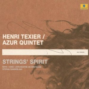 HENRI TEXIER - STRING'S SPIRIT -2CD (CD)