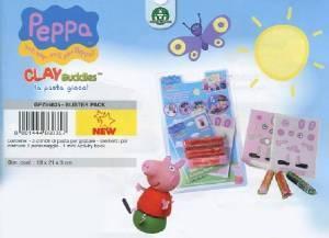 PEPPA PIG - PASTA DA MODELLARE - BLISTER PICCOLO