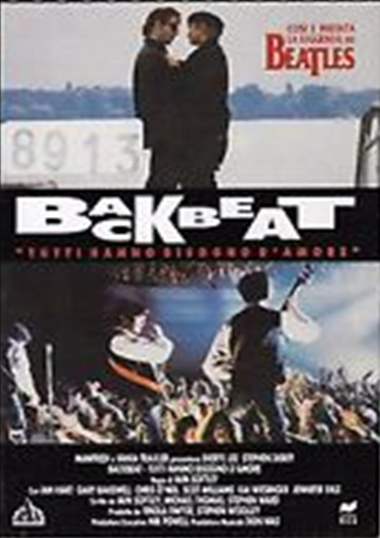 BACKBEAT - TUTTI HANNO BISOGNO D'AMORE (VHS USATA EX NOLEGGIO) (VHS)