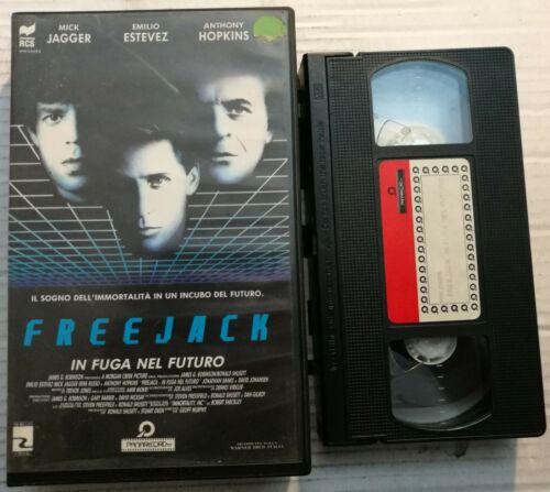FREEJACK IN FUGA NEL FUTURO - VHS EX NOLEGGIO (VHS)