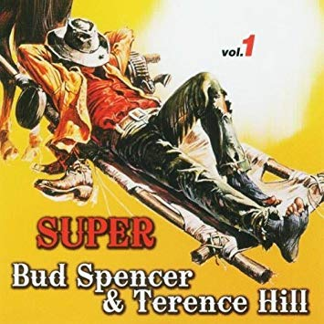 SUPER VOL.1 BUD SPENCER AND TERENCE HILL (CD)
