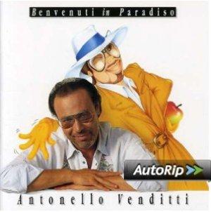 ANTONELLO VENDITTI - BENVENUTI IN PARADISO (CD)