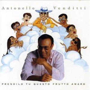 ANTONELLO VENDITTI - PRENDILO TU QUESTO FRUTTO AMARO (CD)