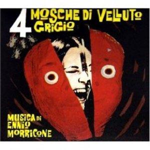 4 MOSCHE DI VELLUTO GRIGIO (CD)