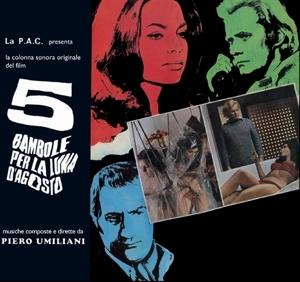 5 BAMBOLE PER LA LUNA D'AGOSTO (CD)