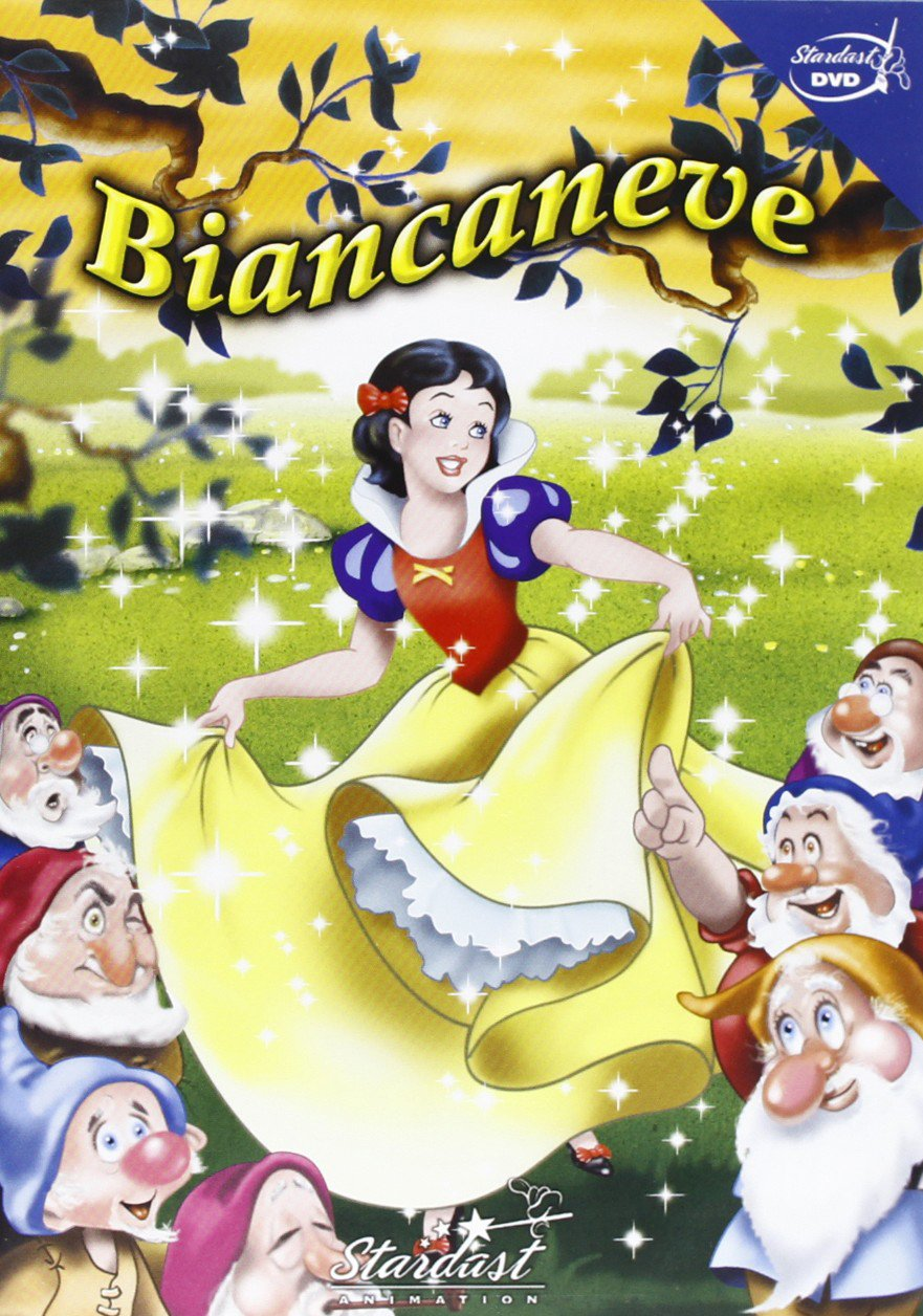 BIANCANEVE (DVD)