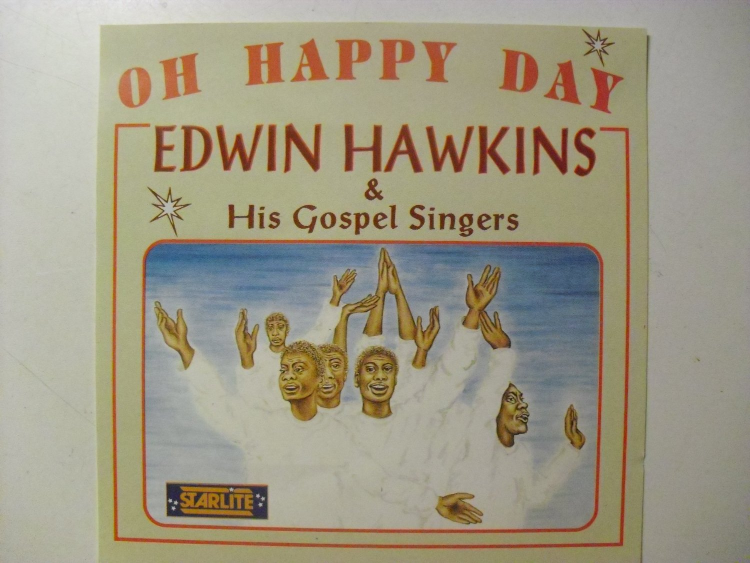 OH HAPPY DAY (CD)