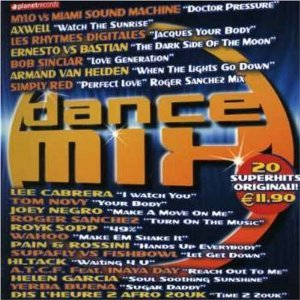 DANCE MIX V1.0 (CD)