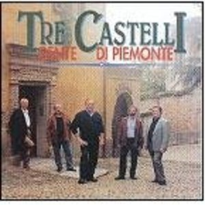 TRE CASTELLI - GENTE DI PEMONTE (CD)