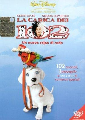 LA CARICA DEI 102 UN COLPO DI CODA (DVD)