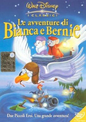 LE AVVENTURE DI BIANCA E BERNIE (DVD)