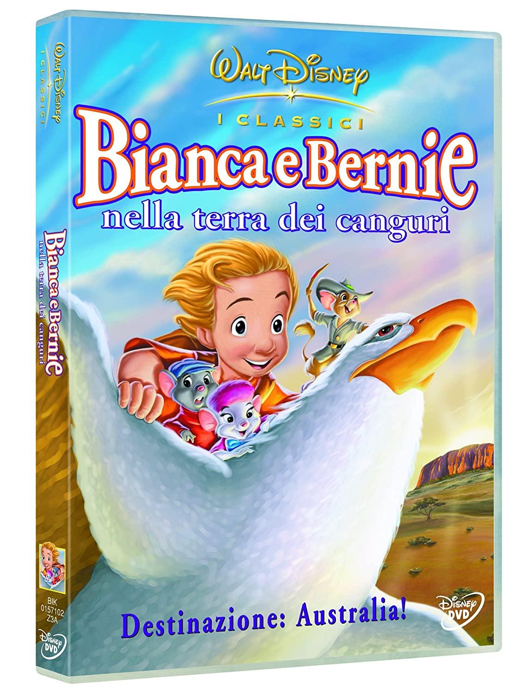 BIANCA E BERNIE NELLA TERRA CANGURI (DVD)