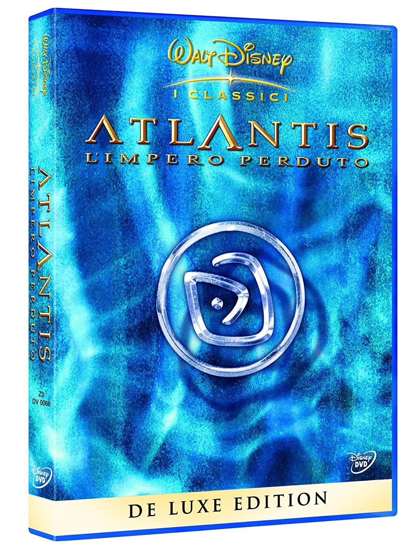 ATLANTIS L'IMPERO PERDUTO ED.SPECIALE (DVD)