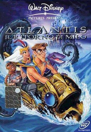 ATLANTIS IL RITORNO DI MILO (DVD)