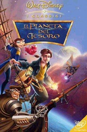IL PIANETA DEL TESORO (DVD)