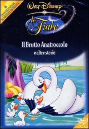 IL BRUTTO ANATROCCOLO E ALTRE STORIE- LE FIABE WALT DISNEY. (DVD)