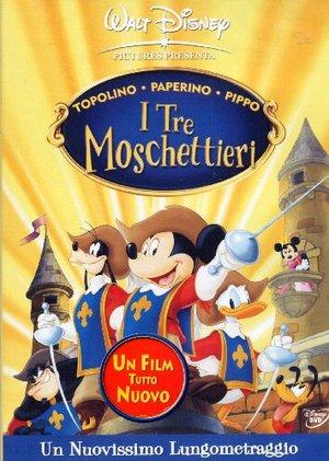 I TRE MOSCHETTIERI (DISNEY) (DVD)