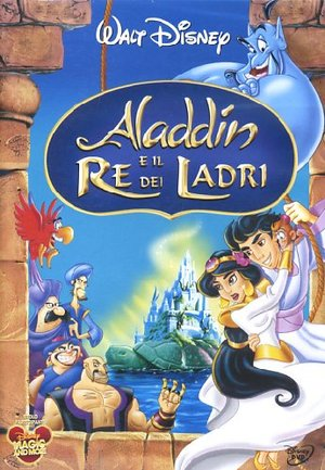 ALADDIN E IL RE DEI LADRI (DVD)