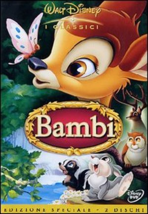BAMBI ED.SPECIALE (DVD)