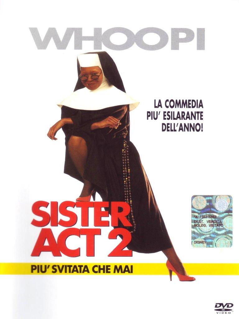 SISTER ACT 2 - PIU' SVITATA CHE MAI (DVD)