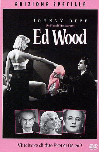 ED WOOD (DVD)