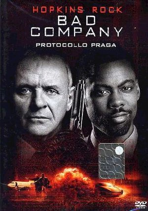 BAD COMPANY - PROTOCOLLO PRAGA (DVD)