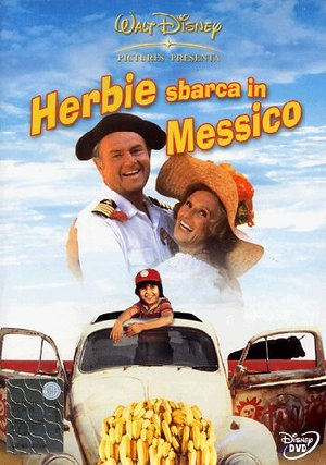 HERBIE SBARCA IN MESSICO (DVD)