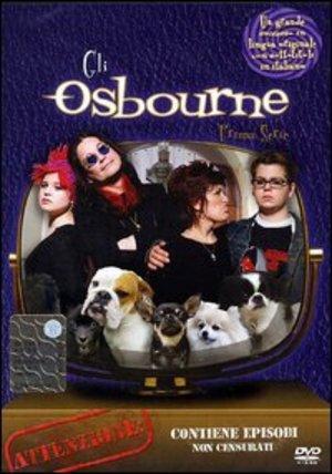 GLI OSBOURNE SERIE 1 -2DVD (DVD)