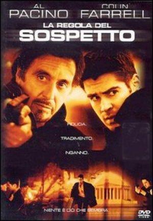 LA REGOLA DEL SOSPETTO (DVD)