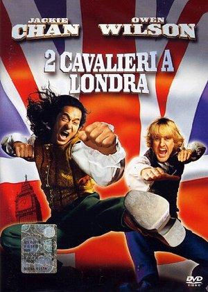 2 CAVALIERI A LONDRA (DVD)