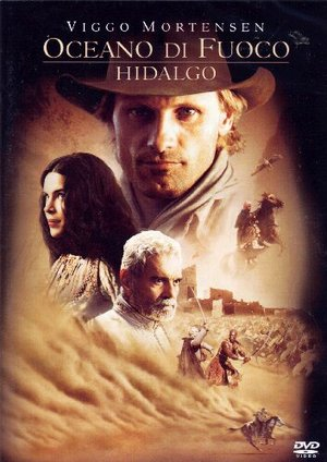 OCEANO DI FUOCO - HIDALGO (DVD)