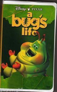 A BUGS LIFE (VHS) (VHS)