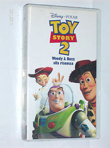 TOY STORY 2 (VHS)
