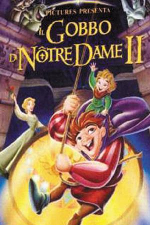 IL GOBBO DI NOTRE DAME II (VHS)