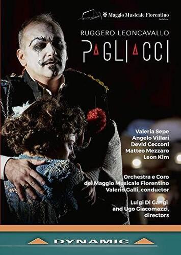 COF.GALLI,VALERIO/MUSICALE FIORENTINO/+ - PAGLIACCI - BLU RAY