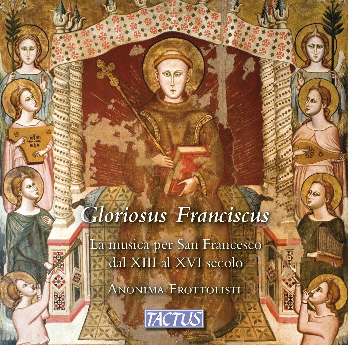 GLORIOSUS FRANCISCUS (CD)