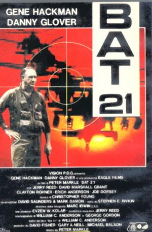 BAT 21 - VHS EX NOLEGGIO (VHS)