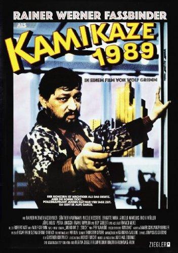 KAMIKAZE 1989 (VHS)