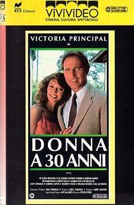 DONNA A 30 ANNI - USATO EX NOLEGGIO (VHS)