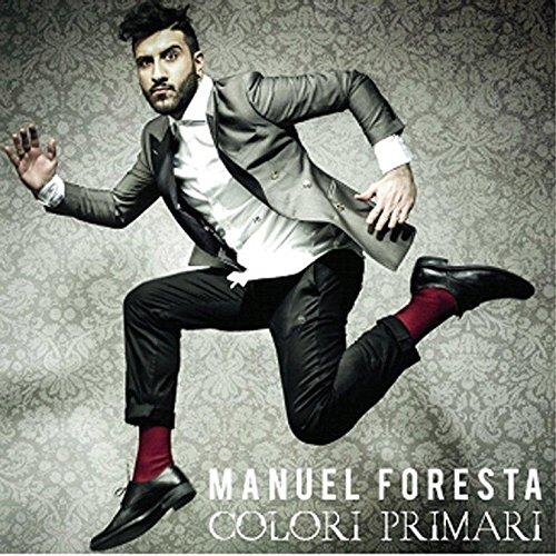 MANUEL FORESTA - COLORI PRIMARI (CD)