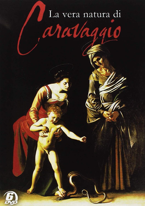 COF.LA VERA NATURA DI CARAVAGGIO (4 DVD) (DVD)