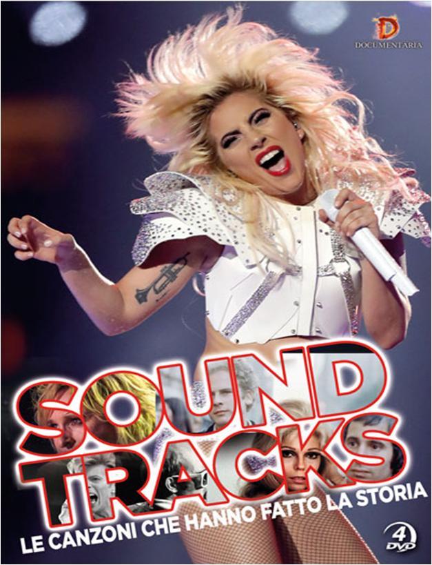 COF.SOUNDTRACKS LE CANZONI CHE HANNO FATTOLA STORIA 4 DVD (DVD)