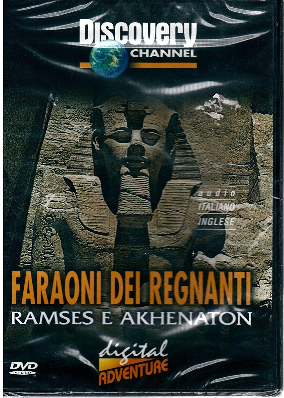 AKHENATON IL FARONE ERETICO + RAMSES FIGLIO DEGLI DEI (DVD)